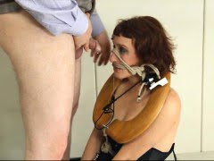 amazing BDSM toilet slut...