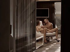 Luxury sex with stunning...