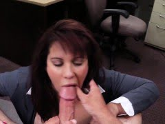 Bigtitted pawn amateur...